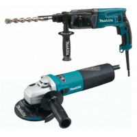 MAKITA Sada náradia HR2470 + 9565HZ1